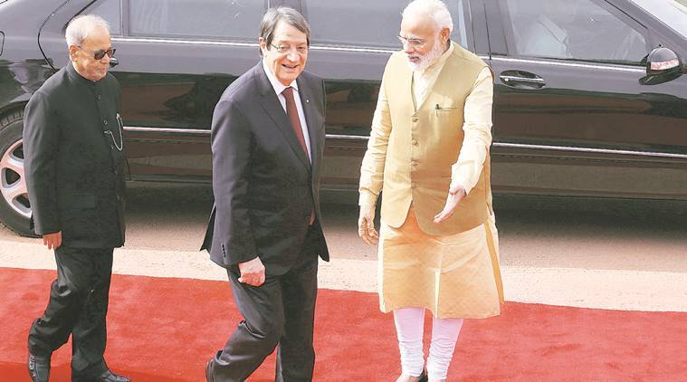 India-Cyprus bilateral meet: Need to act against nations sheltering violence factories, says PM Modi