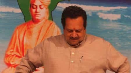 Indresh Kumar calls for boycott of Chineseproducts