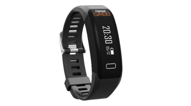 Intex FitRist Cardio with heart rate sensor launched at Rs1,499
