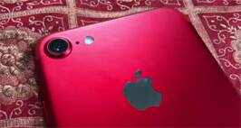 Apple iPhone 7 (RED): Here's a closer look