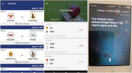 Hotstar to Opera Mini: The best way to keep track of IPL 2017