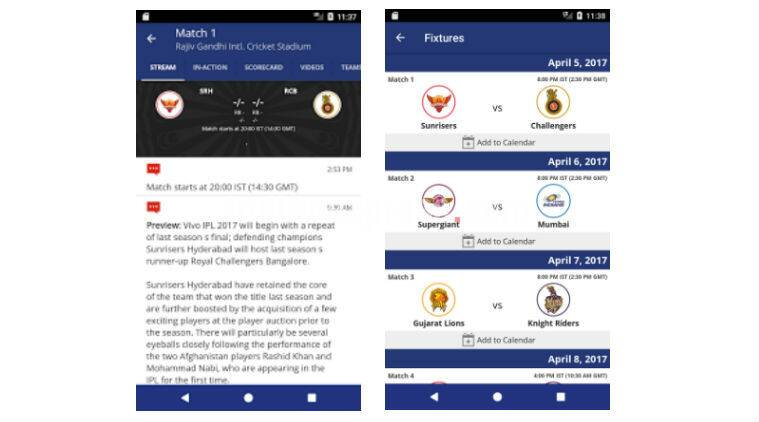IPL 2017, IPL app, crickbuzz, track match scores, app for IPL scores, hike messenger, hotstar ipl scores, 100mb cricket, opera mini, ipl match live, app for ipl scores, Apple, Siri, apps, smartphones, technology, technology news