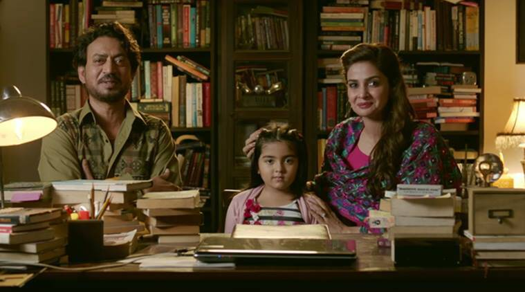 Saba Qamar impresses in 'Hindi Medium' trailer