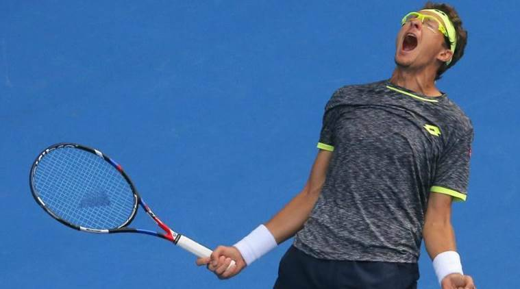 Denis Istomin, Istomin, India vs Uzbekistan, Davis Cup, Davis Cup india, Davis Cup tennis, tennis news, tennis, indian express