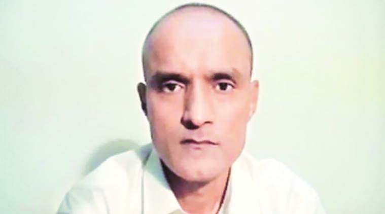 Kulbhushan Jadhav, India moves ICJ against Kulbhushan Jadhav hanging, Kulbhushan Jadhav hanging, International court of justice kulbhushan jadhav, Kulbhushan Jadhav death sentence, Indian Express, India news, Latest news