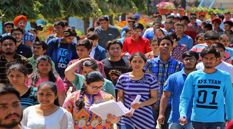 11 lakh MBBS, BDS aspirants appear for NEET exam