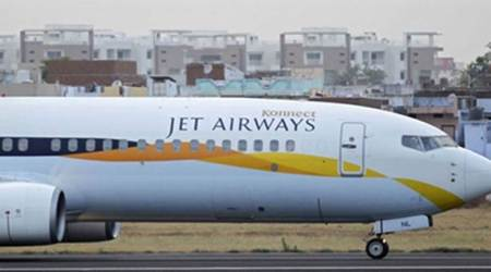 Jet Airways stock rises by 3% after aircraft pact with Boeing