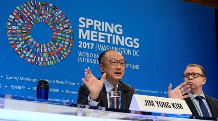 Globalisation, World bank globalisation, IMF globalisation, Christine Lagarde, Jim Yong Kim, Donld Trump globalisation, Business news, Indian Express