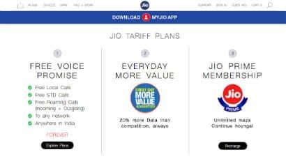 Reliance Jio, Jio Prime, Jio Summer Surprise offer, Jio Summer surprise withdrawn, Jio Prime how to get, Jio Prime recharge, Jio Prime plans, Jio Prime vs non Prime, Jio Prime tariffs, MyJio app, free Jio data, will Jio be free, 4G, Internet, Jio tariffs, smartphones, apps, technology, technology news