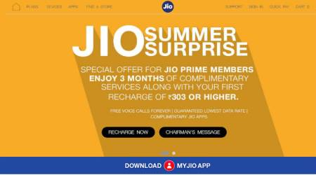 Reliance Jio 'Summer Surprise' offer withdrawn, Jio Prime deadline April 15 and more: All you need toknow