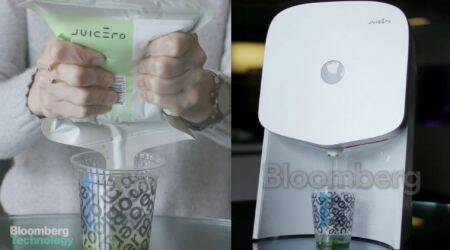 Google funded this $400 juicer startup, but turns out hands arebetter