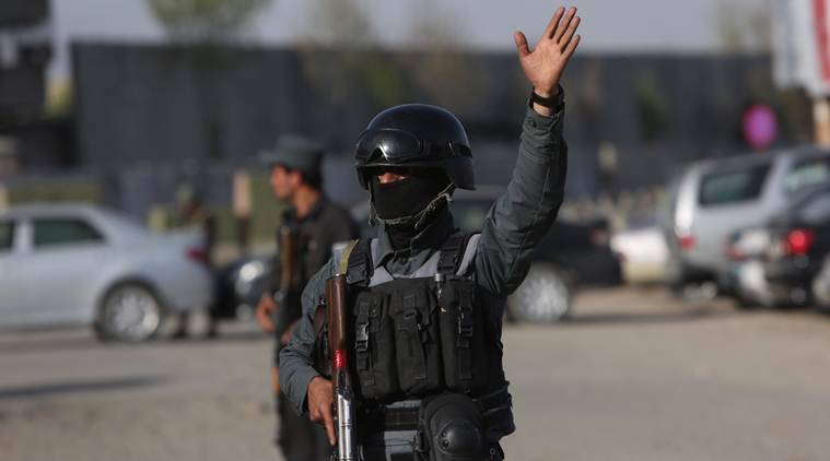 Large explosion in Afghan capital kills young girl