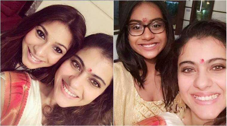 kajol wish nysa birthday, kajol wish daughter birthday, kajol instagram post, kajol daughter 14 birthday,