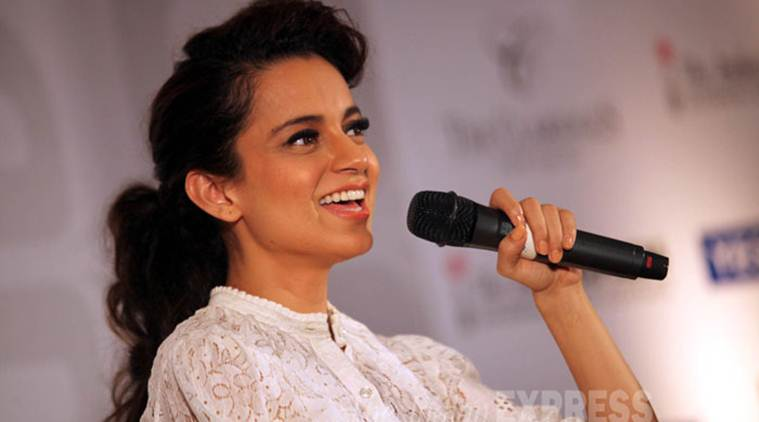 Don't shoot Kangana Ranaut – not yet!