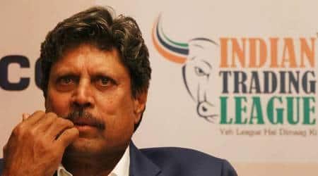 Kapil dev former india cricketer