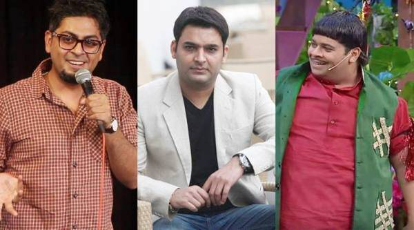 the kapil sharma show, kapil sharma show plagiarism, kapil sharma show jokes plagiarism? kapil sharma show plagiarism allegation, kapil sharma plagiarism, abijit ganguly plagiarism allegation on kapil sharma, abijit ganguly plagiarism accusation kapil sharma, indian express, indian express news