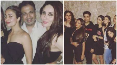 Kareena Kapoor Khan is growing hotter by the day, and her Saturday night pics are proof