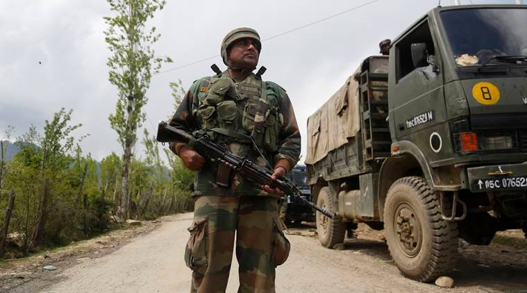 Kashmir attack, Kashmir attack news, Kashmir army camp attack, Kashmir camp attack, Restrictions imposed in Kashmir, Latest news, India news,