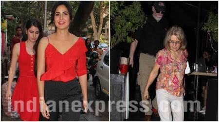 Katrina Kaif is on a special date with her family. The pics are just adorable