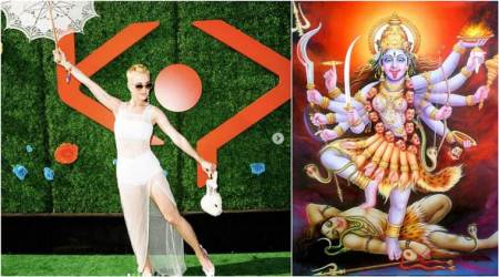Katy Perry picks Hindu goddess Kali to express her 'current mood', leaves Indian fans fuming. See pic