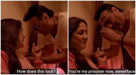 Khujli movie: Jackie Shroff, Neena Gupta try to get down and dirty, to explore BDSM in the most funny way. Watchvideo