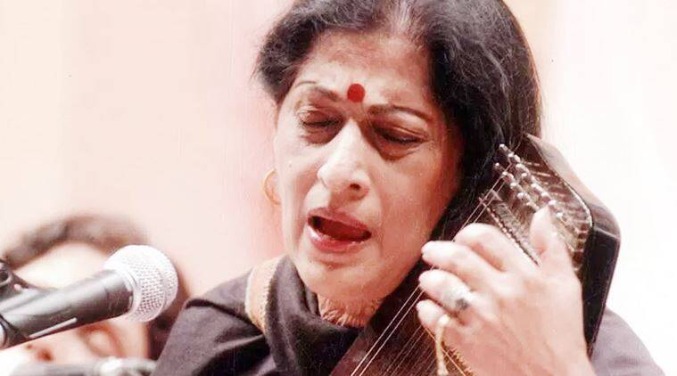 kishori amonkar, kishori amonkar tai, kishori tai, kishori amonkar tribute, remembering kishori amonkar, mahesh kale, indian express, indian express news