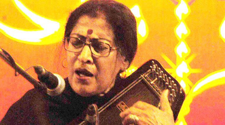 Kishori Amonkar, Kishori Amonkar dead, Kishori Amonkar passes away, Kishori Amonkar tributes, indian express, indian express news