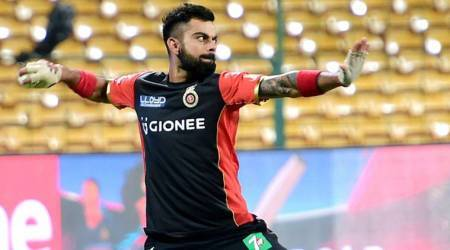 Virat Kohli, Virat Kohli India, India Virat Kohli, Virat Kohli RCB, RCB captain, RCB, Virat Kohli batting, sports new,s sports, cricket news, Cricket, Indian Express