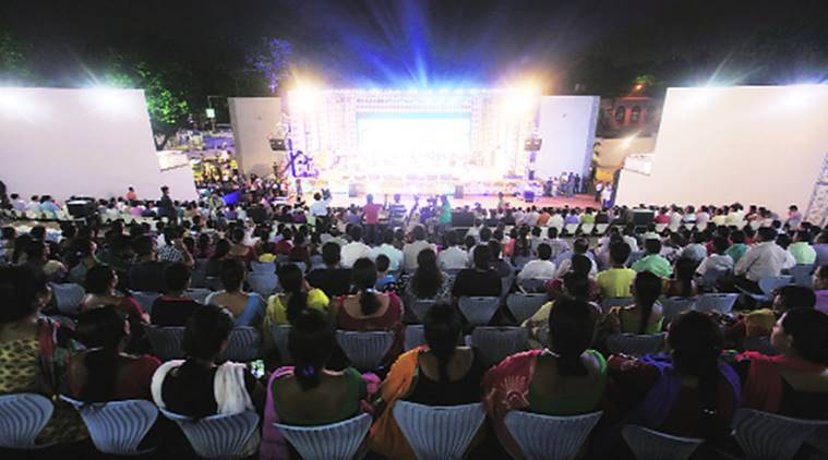 Open-air theatre launched