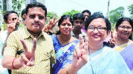 West Bengal: In Trinamool win, BJP triples vote share at expense of Left
