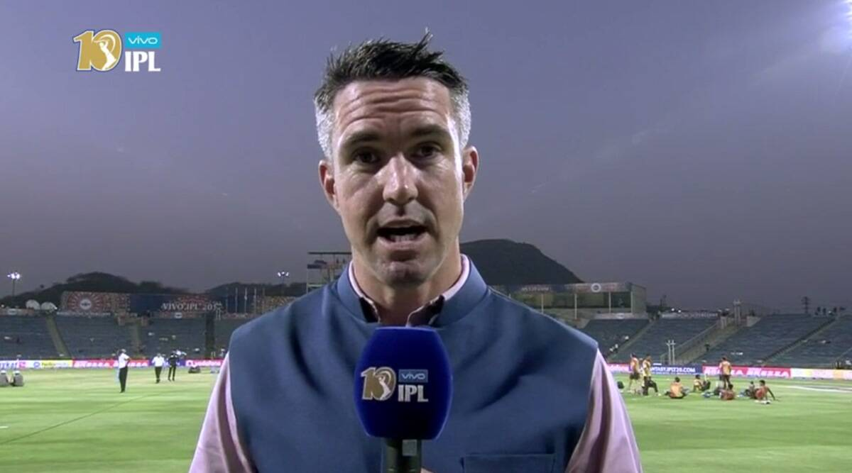 IPL 2017, IPL 2017 news, IPL 2017 updates, Kevin Pietersen, Kevin Pietersen England, England Kevin Pietersen, Kevin Pietersen commentator, Kevin Pietersen batting, sports news, sports, cricket news, Cricket, Indian Express