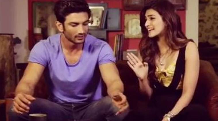 'Raabta' trailer out! Sushant Singh Rajput and Kriti Sanon lock lips