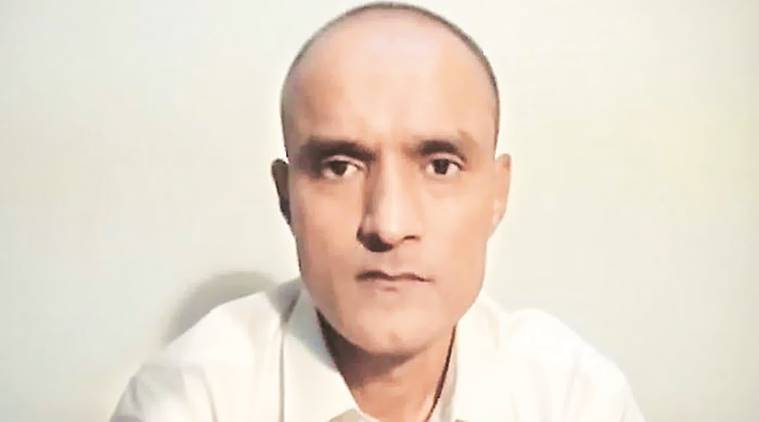 Kulbhushan Jadhav, Kulbhushan Jadhav death sentence, Kulbhushan Jadhav death sentence stayed, Kulbhushan Jadhav hanging, Kulbhushan Jadhav to be hanged, CJI,  International Court of Justice-Kulbhushan Jadhav, india news, indian express