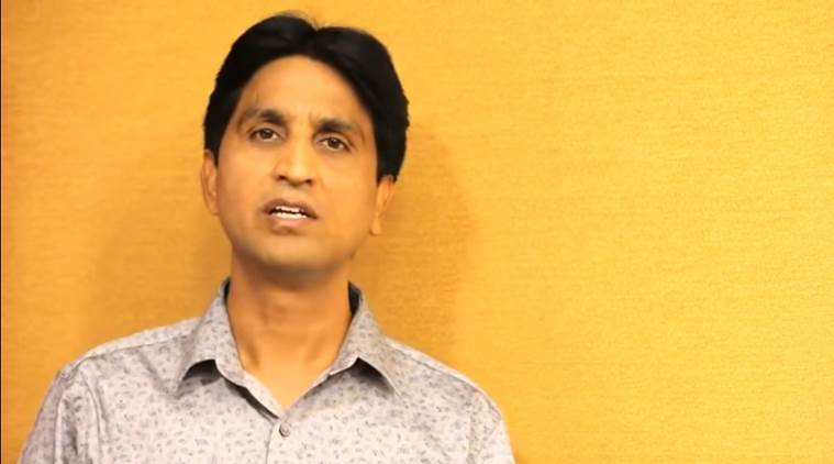 kumar vishwas, aap, india news, indian express news