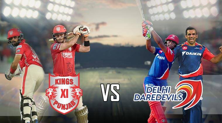 IPL 2017: Kings XI Punjab beat Delhi Daredevils by 10 wickets in Mohali | The Indian Express