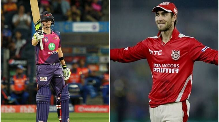 IPL 10, IPL 10 news, IPL 10 updates, Rising Pune Supergiant vs Kings XI Punjab, KXIP RPS, sports news, sports, cricket news, Cricket, Indian Express