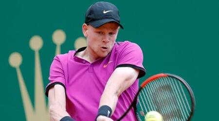 Britain's new number one Kyle Edmund wants 'legitimate' Andy Murray battle