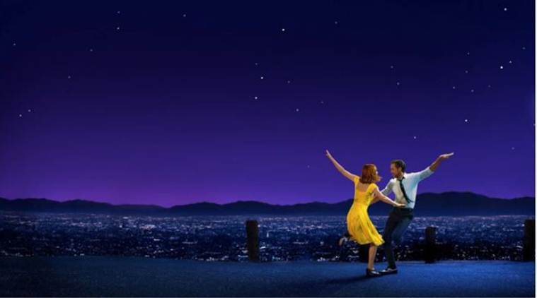 la la land a r rahman, la la land rahman music, la la land rahman music, Lovely Night Dance, Lovely Night Dance rahman music, Vennilavae Vennilavae, Vennilavae Vennilavae la la land, viral videos, latest videos, indian express