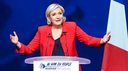 France presidential elections, French presidential elections, Marine le pen, french presidential candidate, French elite, france, world news, indian express news