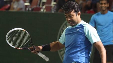 Leander Paes wins 25th Challenger doubles title at Newport Beach