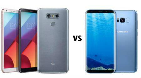 LG G6 vs Samsung Galaxy S8, S8+: Here's the difference