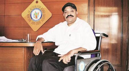 Behind Supreme Court order on liquor sale is man who once ruled the roads, now in a wheelchair