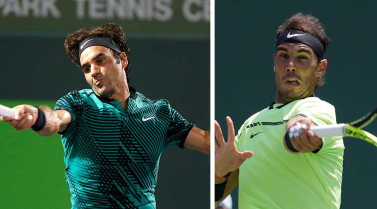 live tennis score, live tennis, tennis live, roger federer vs rafael nadal, federer vs nadal live, live federer vs nadal, nadal vs federer live score, federer vs nadal live streaming, miami open final, miami open 2017 final live, tennis live streaming, live streaming sports, tennis news, tennis, indian express