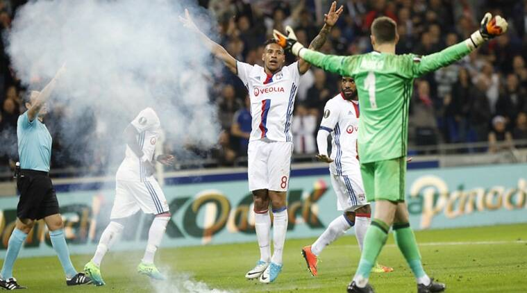 , lyon, ol, olimpique lyon, lyon, europa league, football news, sports news, indian express