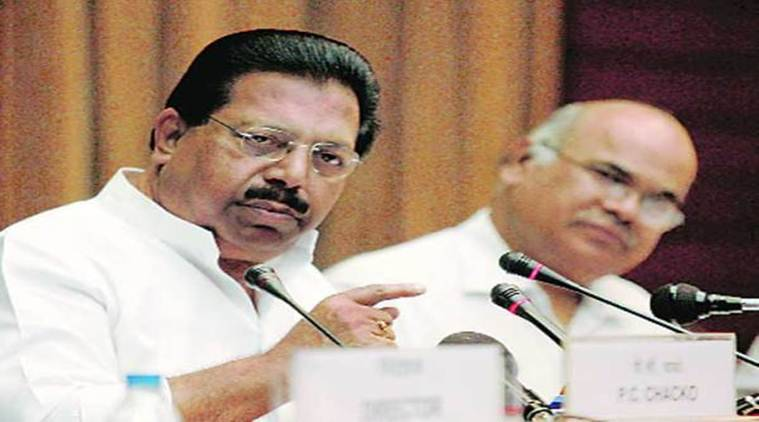 cities delhi polls results chacko resigns congress charge