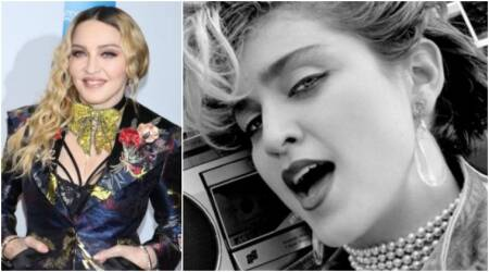 Madonna's biopic is in the works, titled Blond Ambition