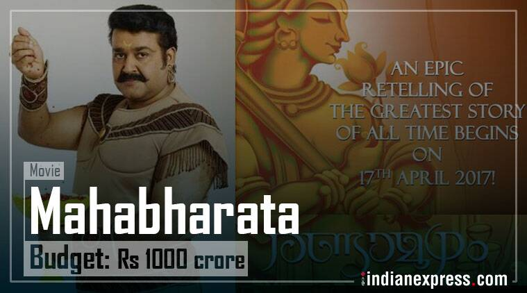 mahabharata, mahabharata film, mohanlal, BR shetty, mahabharata movie, 1000 cr movie, randamoozham, mt vasudevan nair