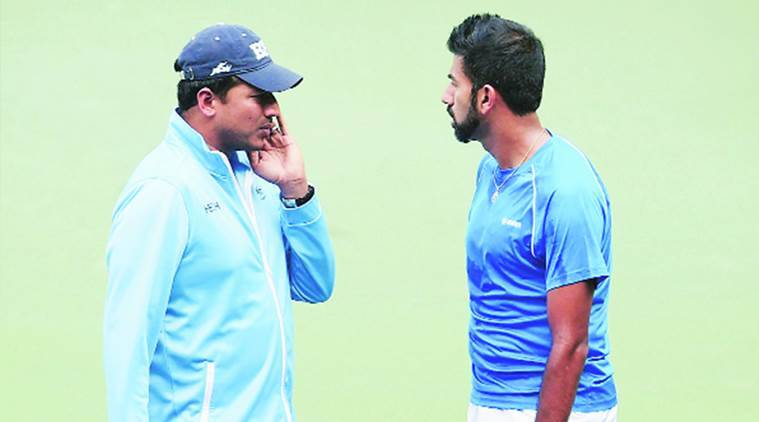 Davis Cup : Superior Italy push India to brink with 2-0 lead