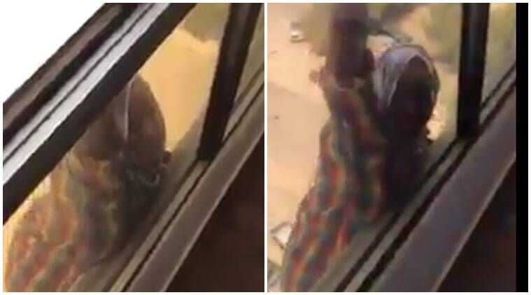 Horrifying Woman In Kuwait Shoots Video Of Her Maid
