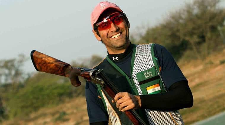 Sheeraz Sheikh, Asian Shotgun Championship, Mairaj Ahmad Khan, Angad Vir Singh Bajwa